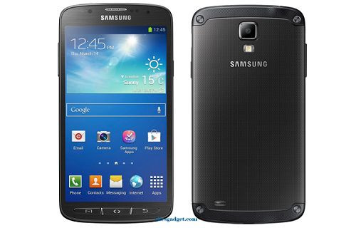 Galaxy S4 Active root edildi