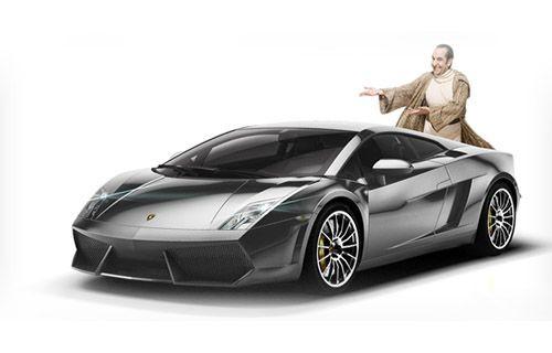 Lamborghini sahibini buldu!
