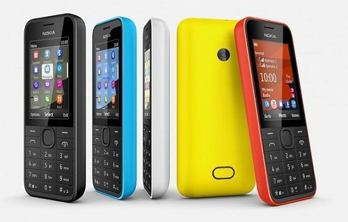 İşte Nokia'nın yeni telefonları!
