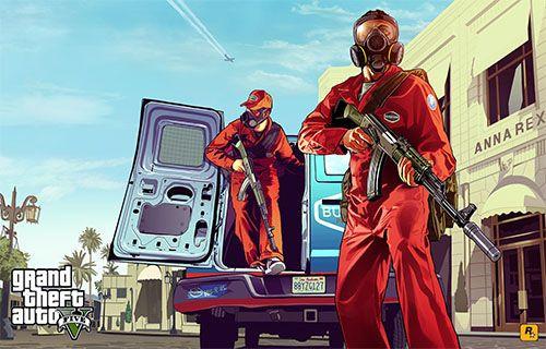 GTA 5'ten yeni bilgiler