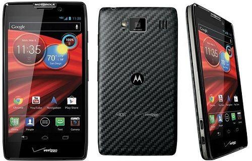 Motorola Droid Ultra ucundan göründü