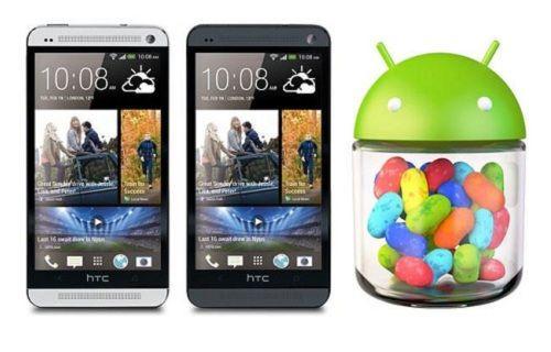 HTC One için Android 4.2.2, Avrupa'ya ulaştı