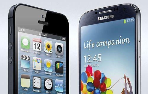 Samsung, Galaxy S4 reklamında Apple'ı hedef aldı