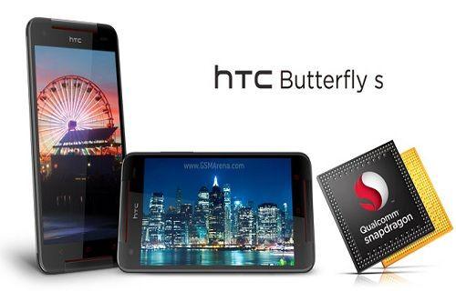 HTC Butterfly S'in test sonuçları – Galaxy S4 ve HTC One'a karşı