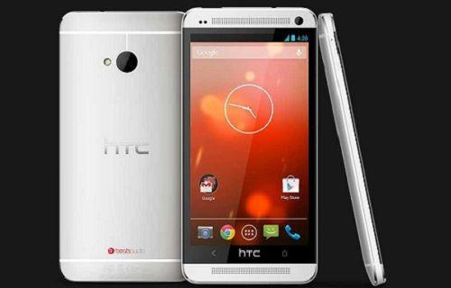 HTC'nin Sense kamera uygulaması One'ın Google sürümüne yüklendi
