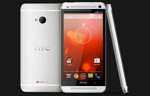 HTC One'ın Google sürümü için Android 4.3 göründü