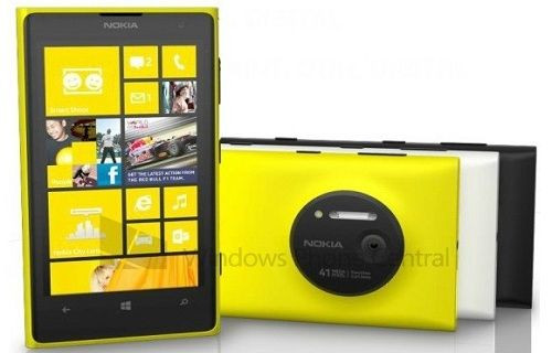 Ve 41MP'lik Lumia 1020 ortaya çıktı