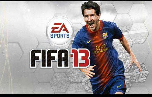 FIFA 2013 Nokia Lumia modelleri için yayınlandı