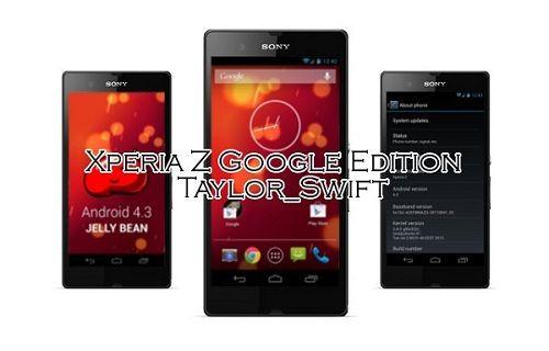 Xperia Z'ye Android 4.3 yüklendi