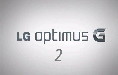 LG Optimus G2 tüm detaylarıyla ortaya çıktı