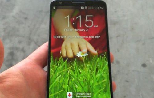 LG G3 mini'nin çift SIM kart versiyonu geliyor