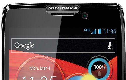Motorola, Droid Maxx ile 48 saat sorunsuz pil ömrü sunacak