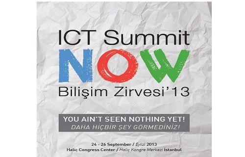 ICT Summit Now Bilişim Zirvesi'nde konuşmacılar netleşiyor