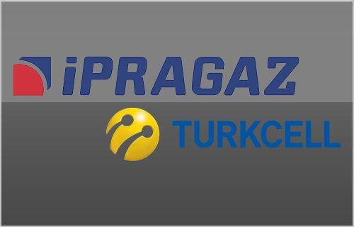 İpragaz'dan Turkcell ile anlaşma