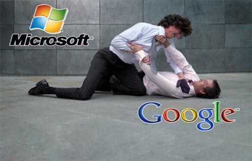 Google'ın mühendisi Microsoft'un açıklarını yayınlıyor