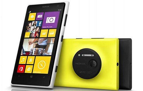 Huzurlarınızda Nokia'nın en iyi telefonu: Lumia 1020