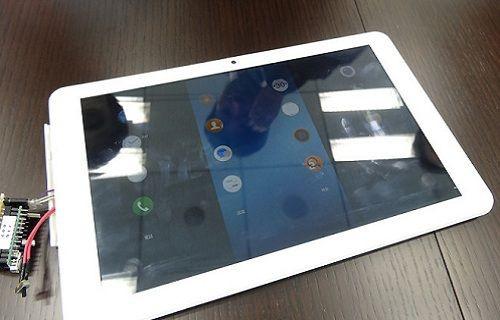 Tizen işletim sistemi tablet üzerinde ortaya çıktı – video