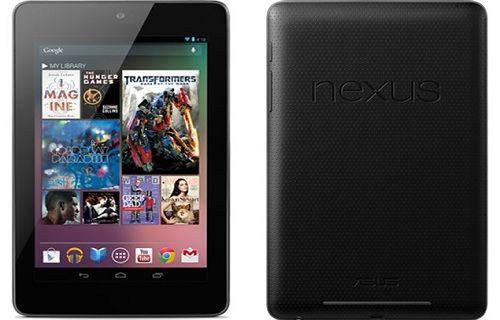 Google'ın 'Yeni Nexus 7' satış hedefi 8 milyon!