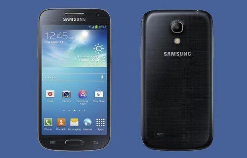 Galaxy S4 mini ülkemizde satışa sunuldu