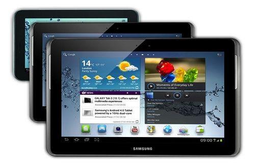 Samsung yüksek çözünürlüklü bir tablet hazırlıyor