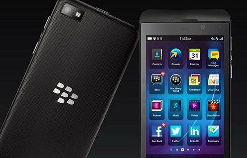 En güçlü BlackBerry videoda göründü