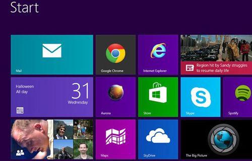 Windows 8.1 için donanım gereksinimleri açıklandı