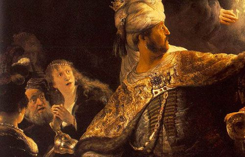 Günün Doodle'ı: Rembrandt van Rijn