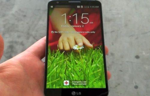 LG, Optimus G2 satışlarına güveniyor