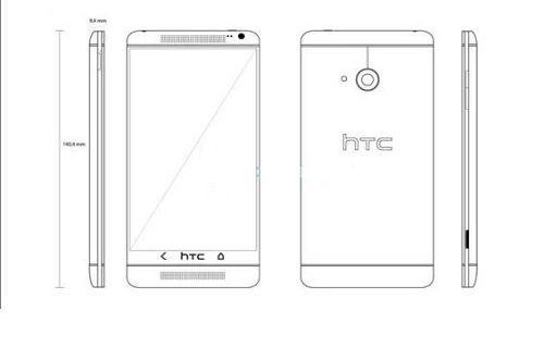 6-inçlik HTC One Max eylül ayında tanıtılacak