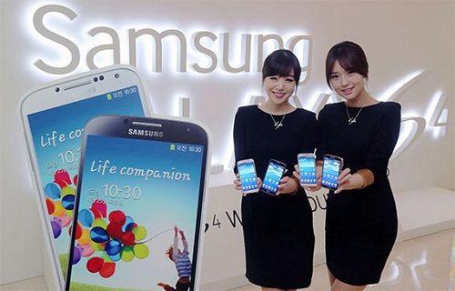 Galaxy S4'ün LTE-A modelinden rekor satış geldi