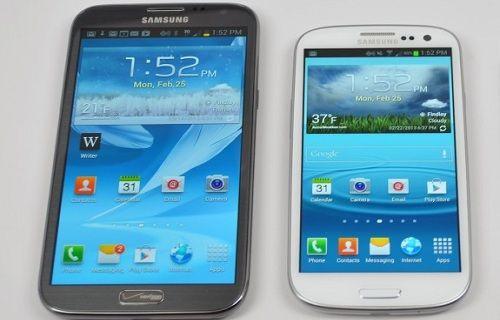 Galaxy S3 ve Note 2 doğrudan Android 4.3 güncellemesine kavuşabilir