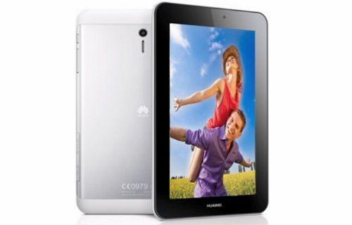 Huawei'den sesli arama gerçekleştiren tablet: MediaPed 7 Youth