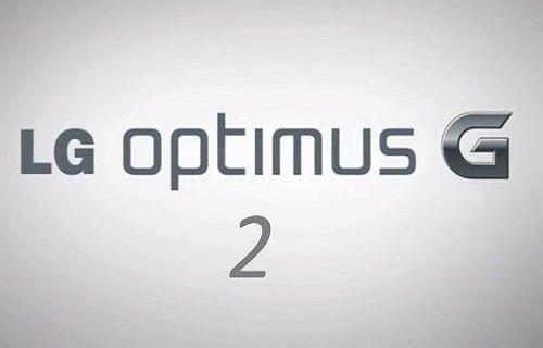 Optimus G2'nin batarya kapasitesi netleşti