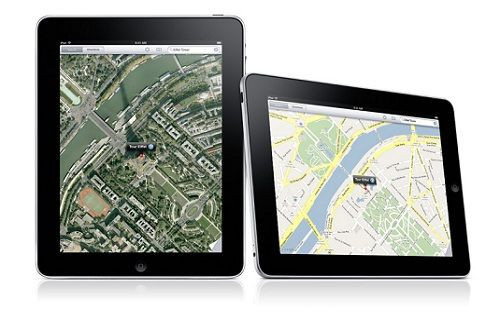 Güncellenen Google Maps artık iPad ile uyumlu