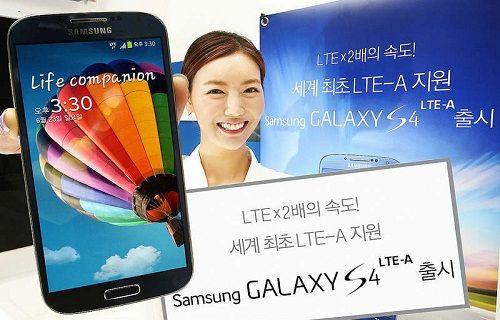 En Güçlü Galaxy S4 satışa sunuluyor