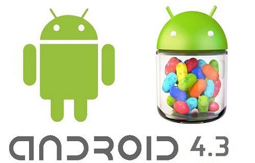 Android 4.3'ün dağıtımına başlanıyor!