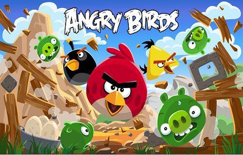 Angry Birds tutkunlarına müjde!