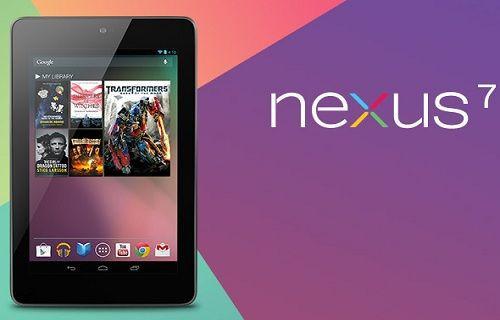 Yeni Nexus 7 satışa sunuluyor
