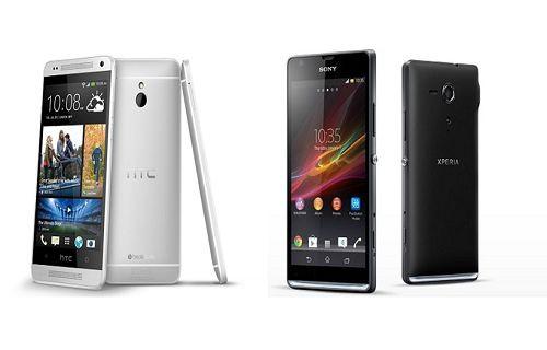 HTC One mini ve Sony Xperia SP [Karşılaştırma]