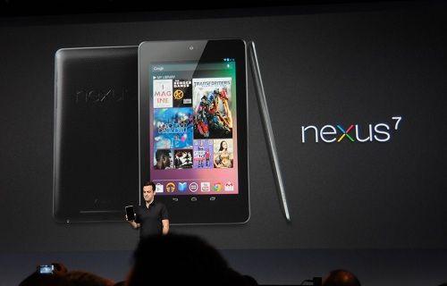 İşte Google'ın yeni tableti: Yeni Nexus 7
