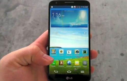 LG, G2 modeli için ilgi uyandırmaya devam ediyor - video