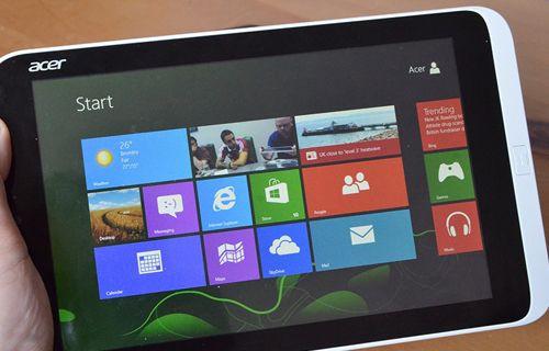 Acer Iconia W3 fiyat ve özellikler – İnceleme