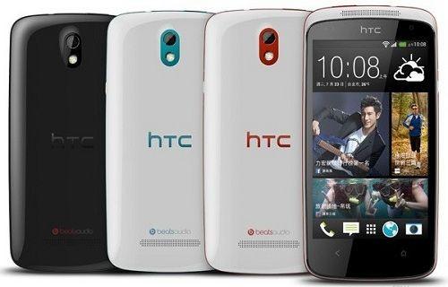 İşte HTC Desire 500!