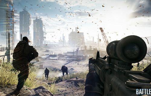 İşte Battlefield 4'ün sistem gereksinimleri!