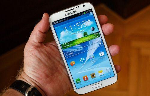 Galaxy Note 2'ye Snapdragon 600 desteği!