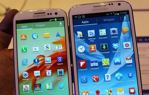 Galaxy S3 ve Note 2 güncellemelerinde son durum!