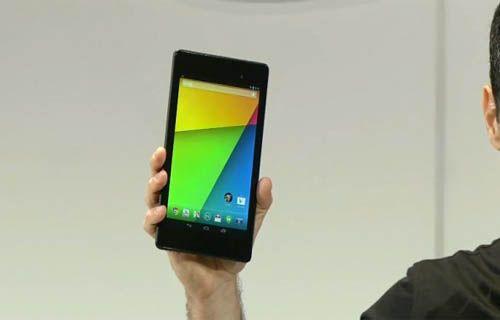 İşte resmi özellikleri ile yeni Nexus 7!