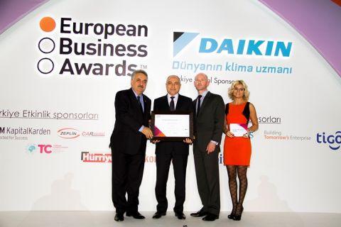 Avrupa İş Ödülleri'nin Türkiye konuğu belli oldu!
