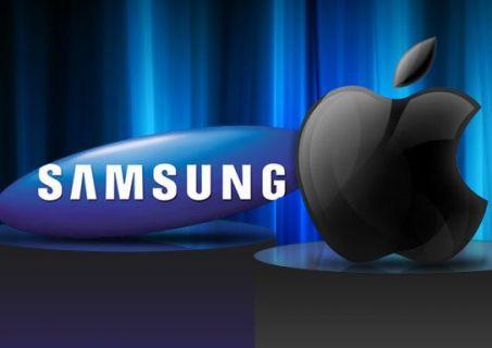 Apple, Samsung'un popülaritesini yendi