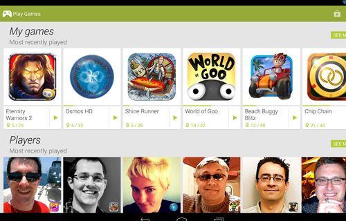Google Play Games uygulaması geliyor